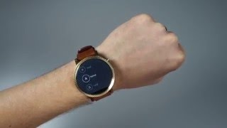Android 6.0.1 Android Wear Gestures and Features Tour!