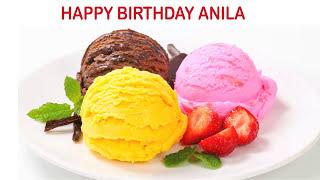 Anila   Ice Cream & Helados y Nieves - Happy Birthday