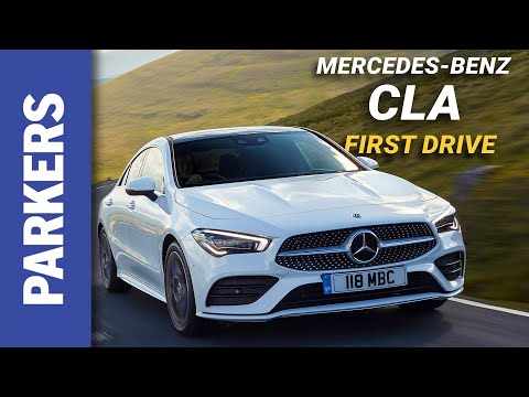Mercedes-Benz CLA 2019 First Drive Review | Would you buy one over the hatchback?