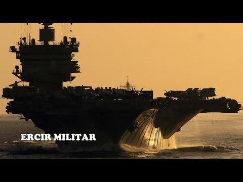 ¿Qué tan difícil será para Rusia o china hundir un portaaviones de EEUU?