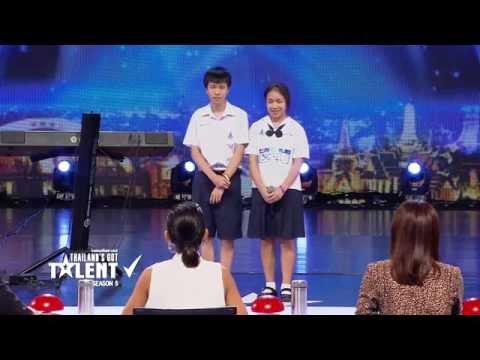 Thailand's Got Talent Season 5 EP6 3/6