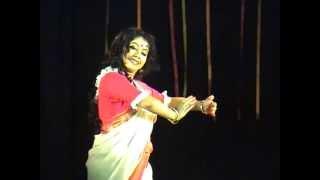Jokhon Porbe Na Mor Payer Chinho ( Rabindra Sangeet )  -  dance by Rumeli (jory)