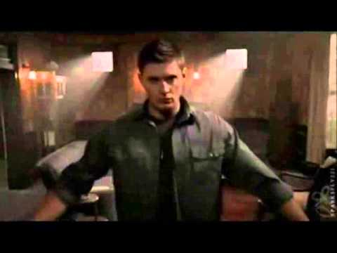 Dean Winchester Hit you with the real thing