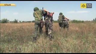 ЭКСКЛЮЗИВ: Пьяные украинские военные пытались напоить российских пограничников