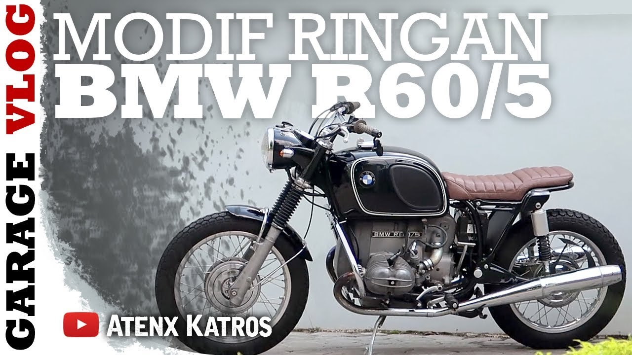 Modifikasi Minor Bmw R605 Garage Vlog Youtube