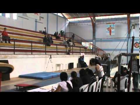 13/21 Gimnasia Artística Femenina - Salto - J.N.A. Azuay-Cuenca 2013 Concurso I