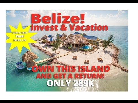 Belize Turnkey Private Island - Vacation & ROI