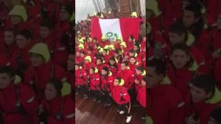 BAP UNIÓN, Perú gana la Regata Internacional Boston 2017
