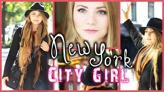 NEW YORK CITY GIRL - Eine Routine