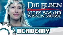 Der Herr der Ringe: Alles über die Elben