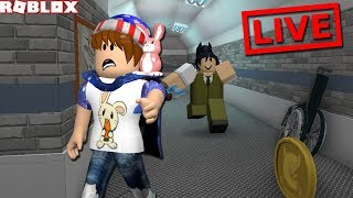 ROBLOX mm2 LIVE STREAM! COME JOIN US!