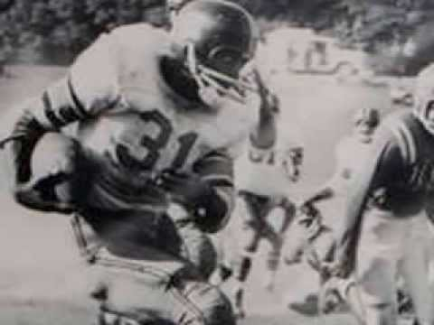 LEROY KELLY, Black College Football Hall of Fame