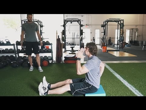 Sprint Faster With These Arm Pump Drills | Overtime Athletes