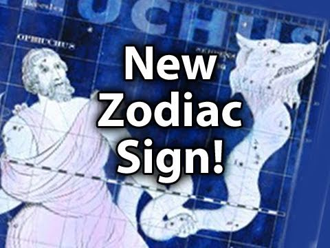 The New 13th Zodiac Sign Ophiuchus Youtube