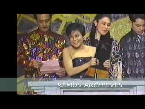 Nora Aunor Best Actress Pacita M 8Th Star Award