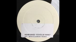 Adam Dived - State Of Panic (Main Element Remix)