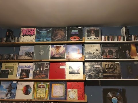 Ep. 242: Rush (vinyl REBOOT) | Tim's Vinyl Confessions