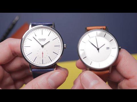 10 Better Alternatives To Daniel Wellington Watches (Under £300) - Best Cheap Minimalist Watches