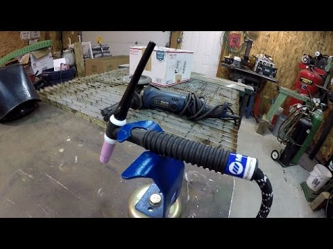MIG/TIG/Arc Welder demo. R-Tech Multi-Process MIG welder MTS210D from YouTube · Duration:  4 minutes 11 seconds