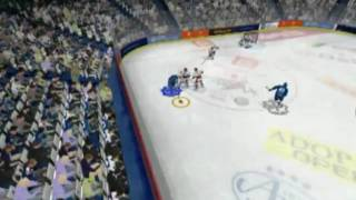 NHL 08 PC Highlights Compilation