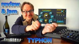 Dreadbox Typhon: double feature - review & jam
