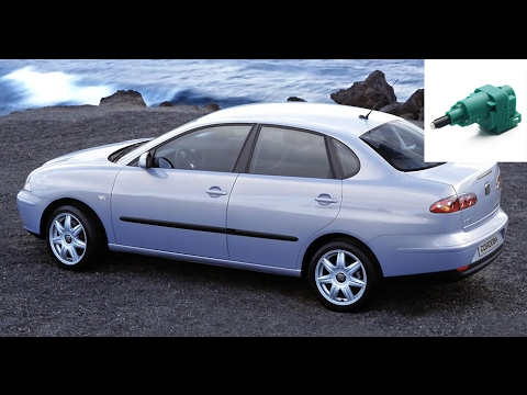 hqdefault how to replace the brake light switch on seat ibiza or cordoba seat cordoba fuse box location at mifinder.co