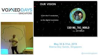 How to protect your company culture while growing? - Voxxed Days Singapore 2019