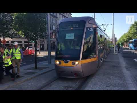 LUAS CONNELL ST
