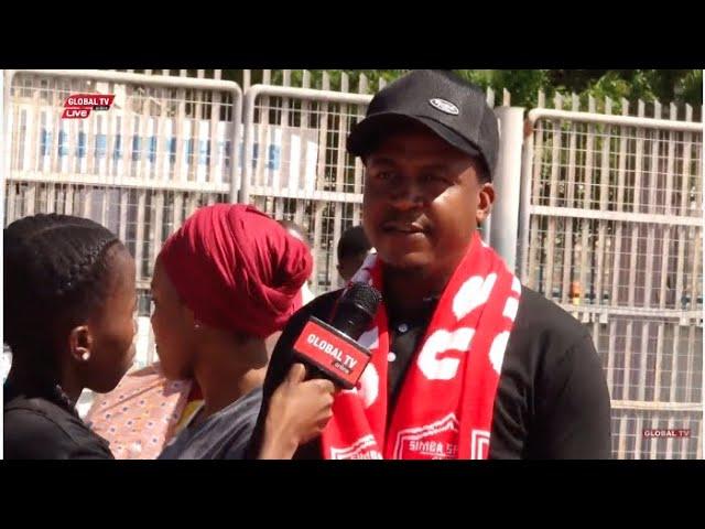 🔴#LIVE: SIMBA VS PLATEAU UTD: HALI ILIVYO MASHABIKI Wakiingia UWANJA wa MKAPA