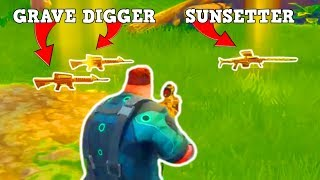 TWO 130 GRAVE DIGGERS & ONE SUNSETTER FOR FREE! | Fortnite Save The World!