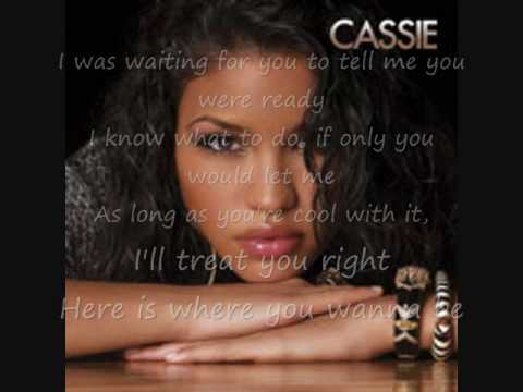 Cassie-Me and u lyrics