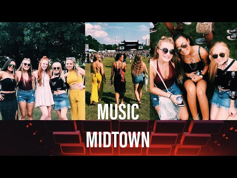 Music Midtown 2017! ATL, GA