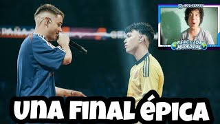 Una FINAL epica VALLES T vs BNET PARTE 2