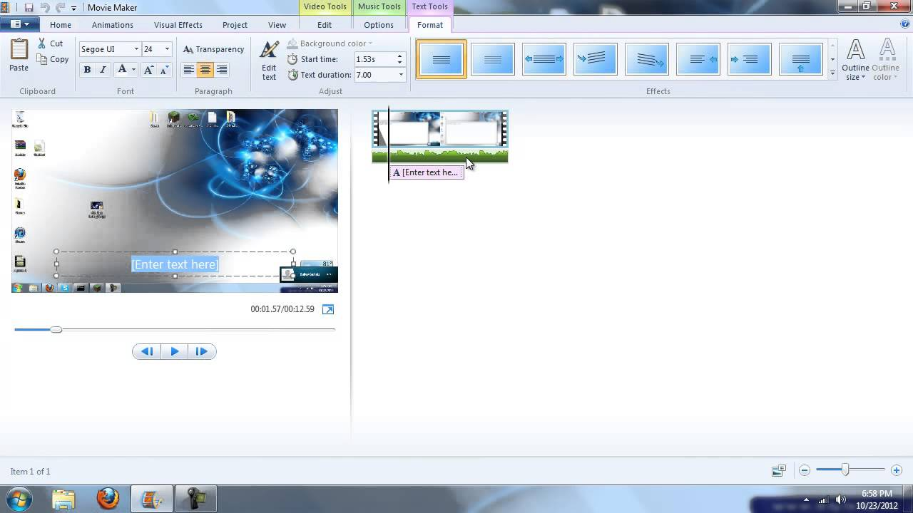 how to make an amazing intro with movie maker 2013   youtube