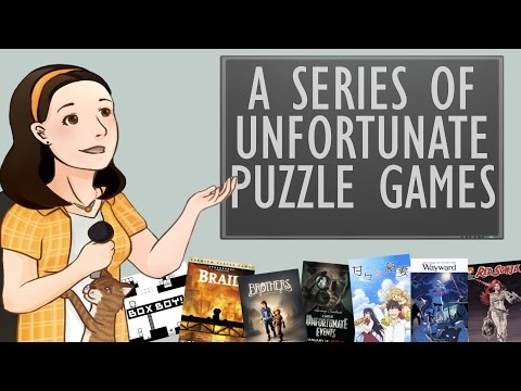 A Series Of Unfortunate Puzzle Games - QJ's Adventures