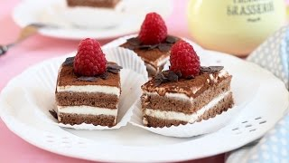 TIRAMISU BABY CAKE recipe - Cách làm TIRAMISU MINI