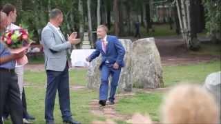 Ведущий на свадьбу Иркутск