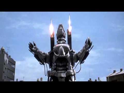 Godzilla - Kiryu - What I've Done Music Video