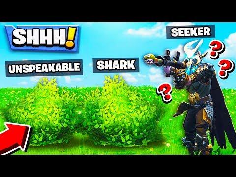 THEY NEVER SAW US! FORTNITE HIDE & SEEK CHALLENGE! - YouTube