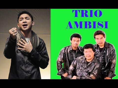 PASHA UNGU - JANGAN SAMPAI TIGA KALI ( Trio Ambisi )