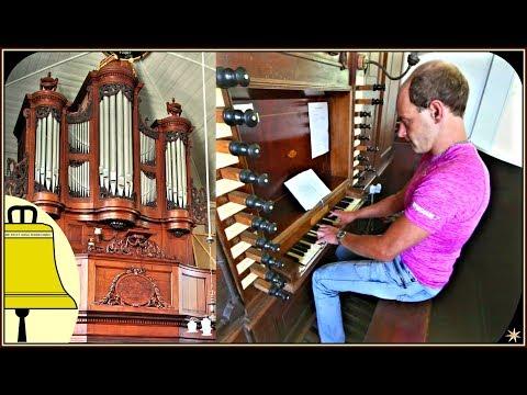 Lied 823, Gij hebt, o Vader van het leven: Samenzang Hervormde kerk Finstewolde