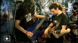 Torture Squad no Estúdio Showlivre 2009 - Iron Maiden na dica do Carneiro e o desafio de Pompeu