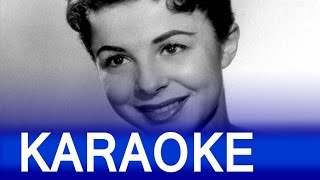 Blame It On The Bossa Nova – Eydie Gormé Lyrics  Instrumental Karaoke Version