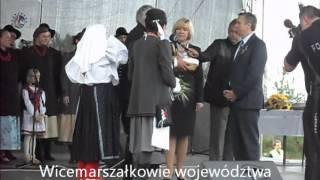 XIII Dożynki Województwa Śląskiego w Kozach