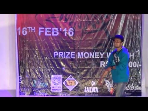 Solo Dance || Army Institute of Technology || PUNE ||  ALCHEMY'16