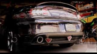 Mazda RX-8 Shinka Montage