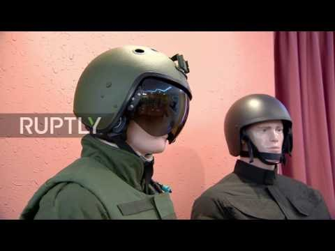 Russia: Russian firm develops new suit to protect military helicopter pilots