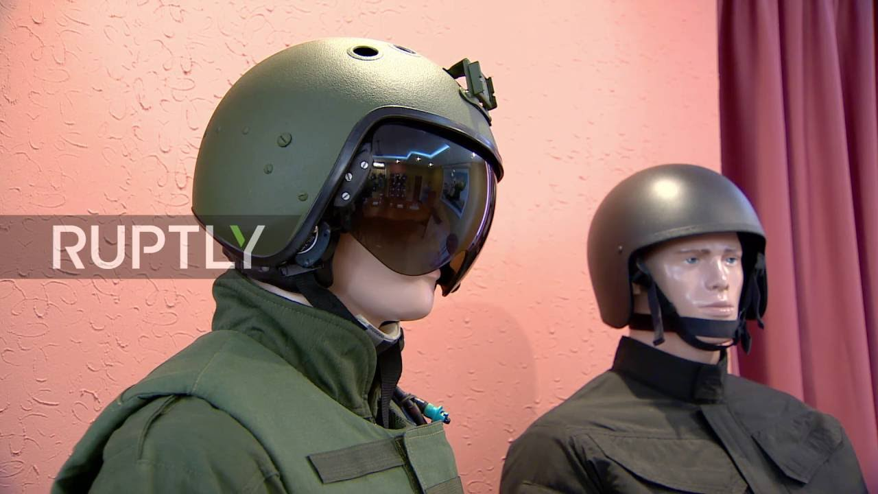 8dbbc390e6f Russia  Russian firm develops new suit to protect military helicopter pilots