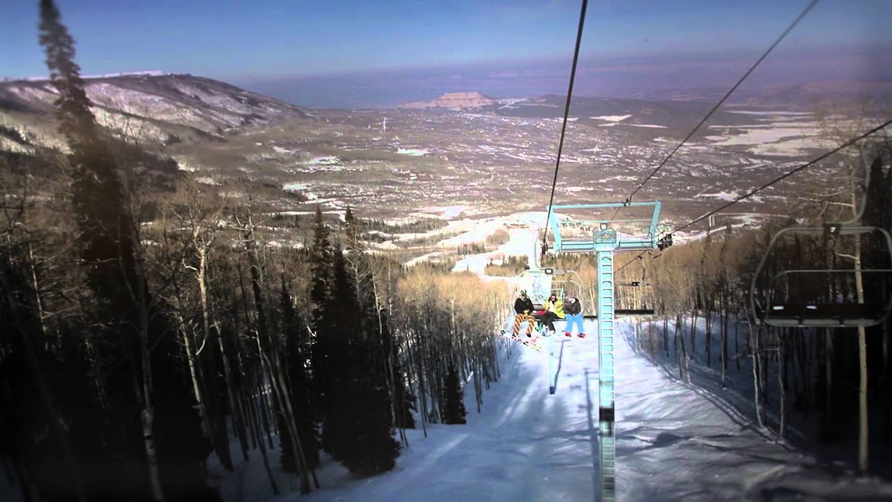 my powderhorn - mountain resort - youtube