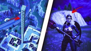How to TELEPORT to SPAWN ISLAND by using this easy glitch in Fortnite! Insane glitch! (Fortnite)